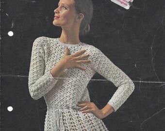512 Couture Crochet Dress