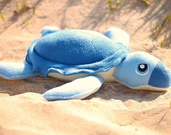 Personalize Your Own Custom Turtle Plush