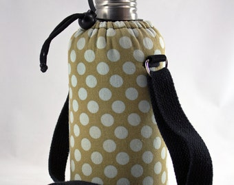 Insulated Bottle Slings Customized to Fit Your Favorite Bottle