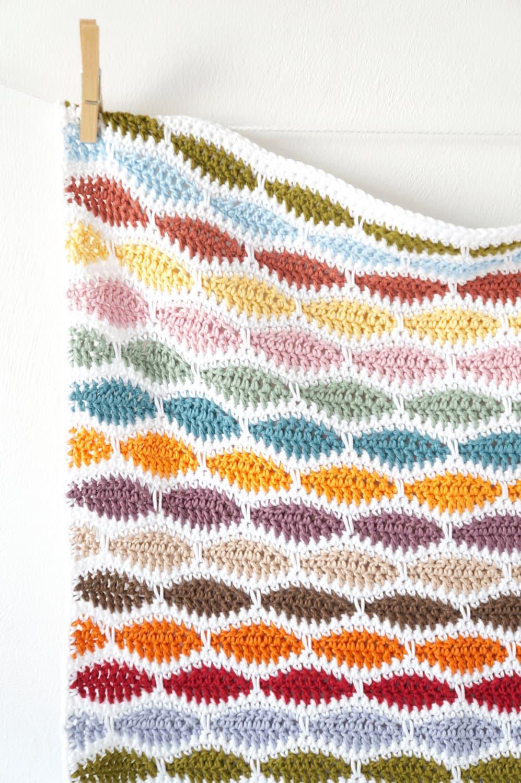 Easy Crochet Patterns For Lap Blankets : Crochet Patterns Beginner Blanket Lap Afghan Nursery Decor