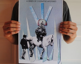 A Series of Cognitive Mysteries - 11x17 Print