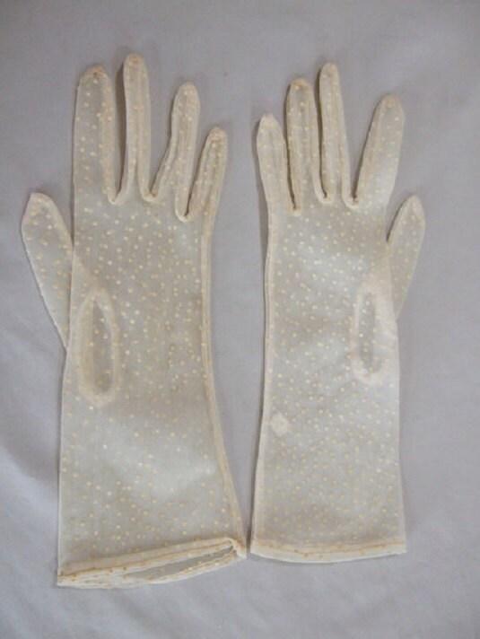 Vintage ann es 50 plumetis tissu nylon ladies blouson taille 7 - Tissu vintage annees 50 ...