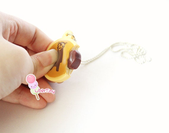 Rare Squishy Squeeze Toy : Items similar to Rare Dorayaki Red Bean Squeeze Toy Squishy Charm (licensed) -special edition ...