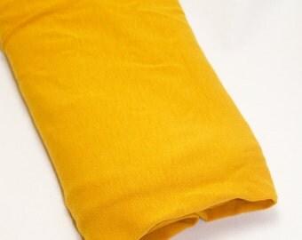Mustard Swaddle Blanket, Baby Swaddler, Baby Receiving Blanket, Mustard Yellow Newborn Swaddle Blanket, Lightweight Cotton Blanket