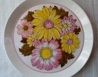 Vintage 5 piece Mikasa Dinner Platters