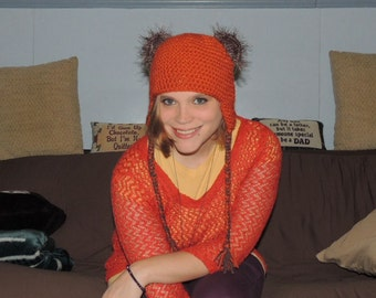 Ewok Inspired Beanie - Seven Sizes - Made-to-Order
