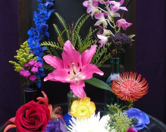 6 Months of Fresh Flowers with Free Delivery!