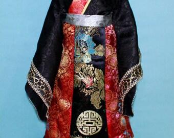 BJD ropa - china Han el rey traje de muñeca del tamaño de 1/3