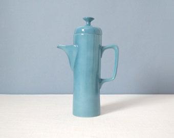 Vintage Freeman Lederman Tall Coffee Pot