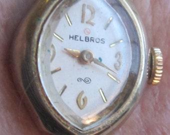 Vintage Ladies Helbros Watch 1960 Era