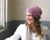 Knoppen Hat Knitting Pattern PDF
