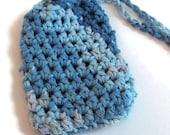 Cotton Crochet Soap Saver Denim- Cleaning, Bathroom On Etsy