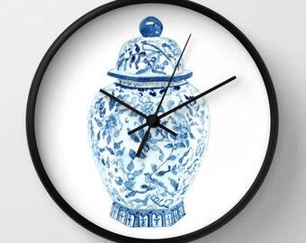 GINGER JAR no.5 CLOCK