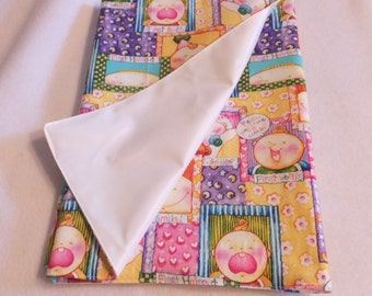"""27""""X27"""" Adult Diaper Changing Pad Baby's Firsts"""