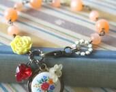 Rose Medley Vintage Bracelet