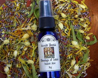 Blessings of Imbolc Sabbat Mist - Imbolg, Goddess Brigid, Illumination, Fertility, Abundance, Renewal, Purification, Growth, Purity, Pagan
