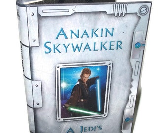 Tablet Device cover Anakin Skywalker Star Wars Jedi Journal Book, Case for IPad Mini, Kindles, Nook, Kobo