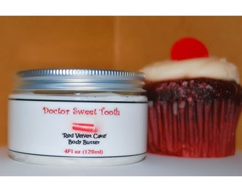 Red Velvet Cake Body Butter