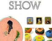 Stitch SHOW - Japanese Craft Book