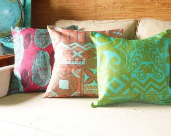 """RUGXOTICA decor pillow cover , fabric in your choice 16"""" x 16"""""""