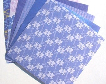 Violet - 6x6 Forever In Time Paper Pack