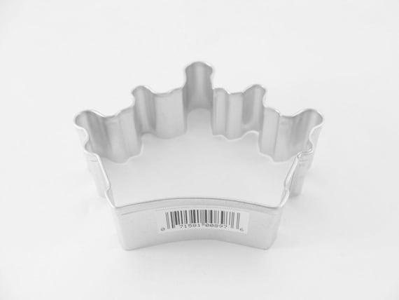 Crown Cookie Cutter  3.5 Inch