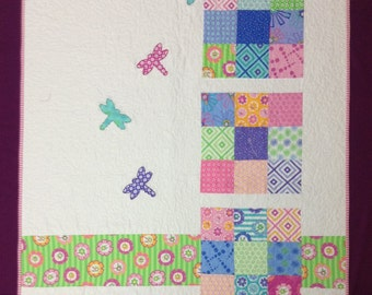 Color Melody Modern Quilt Pattern