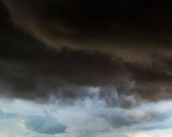 Storm Cloud 5x5 Photo Fine Art Photography