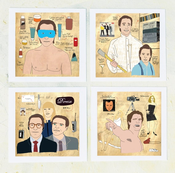patrick bateman american psycho freudian analysis The autodiegetic protagonist patrick bateman, in bret easton ellis's american psycho (1991), is a troubling character, for he is highly-educated, wealthy and handsome as well as a torturer, a killer and a cannibal.