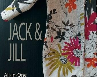 Jack and Jill Romper Sewing Pattern