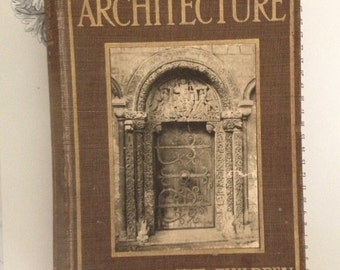 1910s vintage book- Architecture Shown to the Children