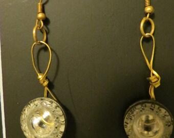 Urban Chic Star Struck Dangle Earrings