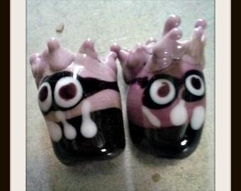 Evil Minion Bead Pendant