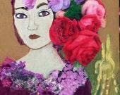 Lady Purple