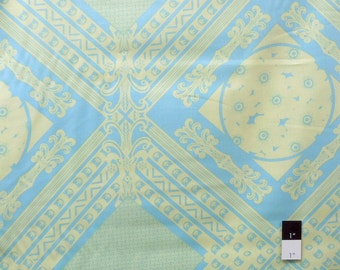 Anna Maria Horner AH41 LouLouThi Framed Seaglass Cotton Fabric 1 Yard