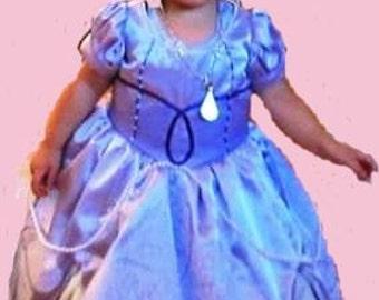 Princess Sofia the 1st - Custom Boutique Dress Up Costume size 3/4