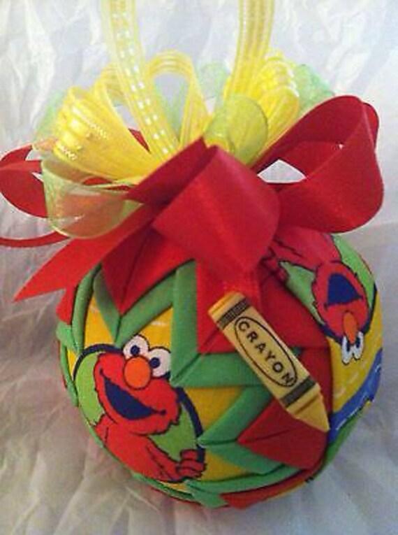 Sesame Street Elmo Chr...