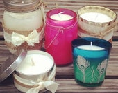 Make Your Own Soy Candle Kit