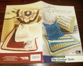 Dishcloth Crocheting All Washed Up Leisure Arts 75272 Drew Emborsky The Crochet Dude Pattern Leaflet