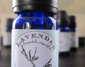 SALE Lavender Angustifolia Essential Oil- A Rare Variety