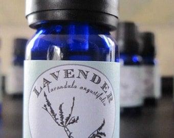 Lavender Angustifolia Essential Oil- Rare Variety - Aromatherapy - Essential Oil - Essential Oils