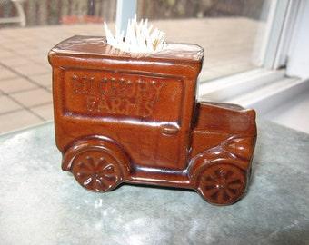 Hickory Farms Toothpick holder