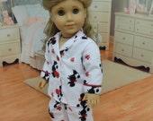 Pajamas for American Girl - Precious Poodle