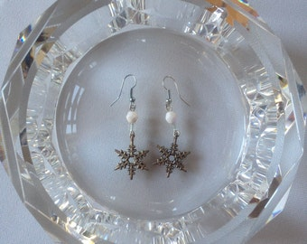 "Earrings ""Let it Go"" - Frozen"