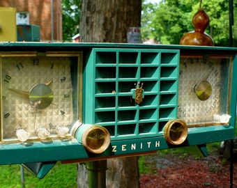 Recycled Radio / Wren or Bird House ~ End of Season  Sale