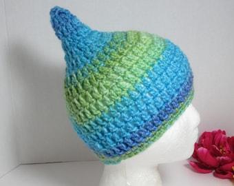 Pixie Hat - Fairy Hat - Gnome hat - Crochet Pixie hat - Pixie Hats - Gnome hats