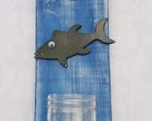 Blue Fin Bottle Opener-personalized
