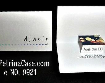 Pop-Up Business Cards -25 for 18.00 ITEM 9921
