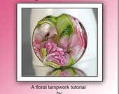 Gemsinbloom My Dream Bead Encased Floral Lampwork Tutorial