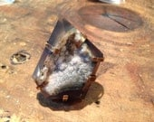 Rock Crystal Ring size 7 1/2